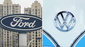 Volkswagen y Ford anuncian alianza para fabricar camionetas a partir de 2022