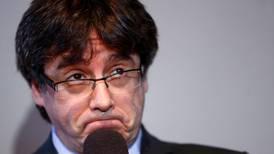Alemania pide formalmente extradición de Puigdemont