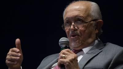 PERFIL: Mario Molina, orgullo de la UNAM y pionero en la investigación sobre química atmosférica