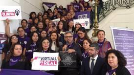 Congreso capitalino aprueba ley que sanciona  la violencia digital contra mujeres