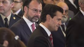 Fiscalía busca imputar a Peña y Videgaray por delincuencia organizada