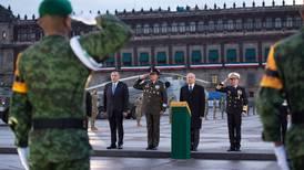 López Obrador honra a víctimas de sismos de 1985 y 2017