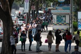 Mercado laboral hila dos meses de pérdidas; registra caída de 544 mil 350 empleos en septiembre