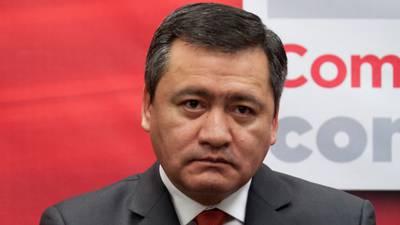 Caso Nochixtlán: Osorio Chong comparece ante la Fiscalía