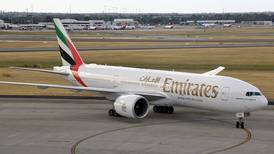 Emirates 'aterriza' en México con vuelo CDMX-Dubái