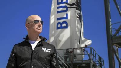 Así será el viaje al espacio de Bezos en la nave de Blue Origin