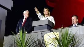 Maru Campos toma protesta como primera gobernadora en la historia de Chihuahua