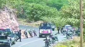 Emboscada armada en Taxco deja seis policías asesinados