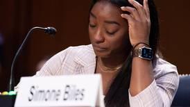 """Simone Biles culpa a """"todo el sistema entero"""" de ser cómplice en los abusos del Dr. Larry Nassar"""