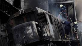 Accidente ferroviario en El Cairo deja al menos 25 muertos
