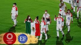 ¿Quién es la abanderada de México en la ceremonia de clausura?