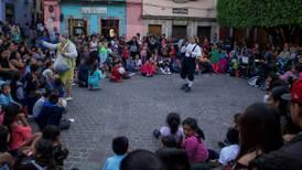 Cervantino va por 430 mil visitantes este año