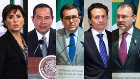 El 'ajedrez' contra el Peñismo: 5 funcionarios de Peña con líos ante la justicia
