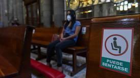 Templos e iglesias en CDMX podrán reabrir desde el lunes... pero las ceremonias siguen prohibidas