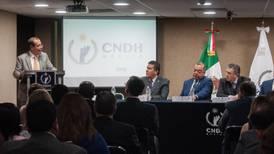 CNDH fustiga ataques contra activistas de derechos humanos