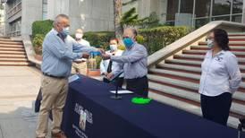 UAEM y el Instituto Nacional de Salud donan equipo de protección al Hospital General de Cuernavaca