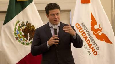 Samuel García trianguló recursos ilícitos para financiar campaña, acredita el INE; multa a MC y da vista a Fiscalía