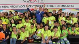 DIF CDMX inaugura Curso de Verano 2018