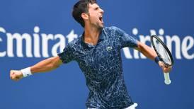 Djokovic vence a Fucsovics en primera ronda del Abierto de EU