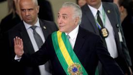 Expresidente de Brasil enfrenta nuevos cargos de corrupción