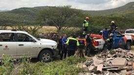 Desplome de aeronave en Querétaro deja dos muertos