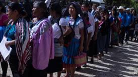 Denuncia PRI recortes a fondos de indígenas, mujeres y víctimas