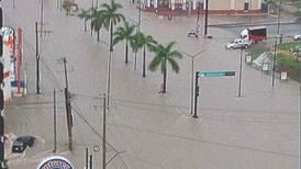 Vulnerable Tampico ante inundaciones