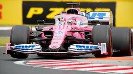 En semana de rumores, 'Checo' Pérez 'habla' en la pista: saldrá cuarto en el GP de Hungría