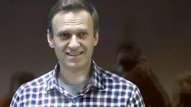 Opositor Navalny merecía pena de prisión, dice Putin