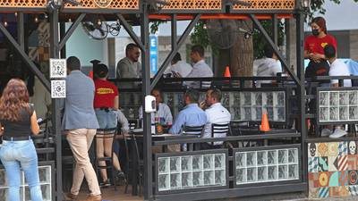 Antros y bares reabrirán en CDMX al 50%... en semáforo amarillo