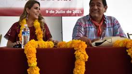 Félix Salgado de nuevo contra el INE: lo culpa de la baja participación en consulta popular