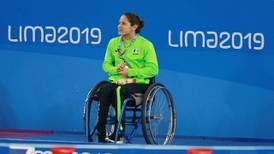 Nesbith Vázquez gana oro y bronce para México en Parapanamericanos Lima 2019