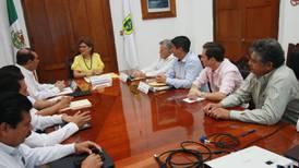 Los tres poderes de Yucatán se unen para establecer estrategia sobre tema territorial