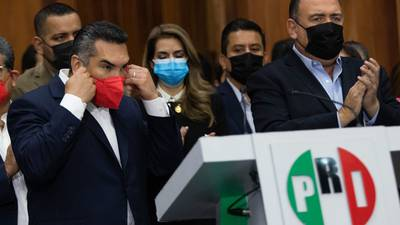PRI se le 'empieza a rajar' a Va por México: No vamos a decir 'no' a todo