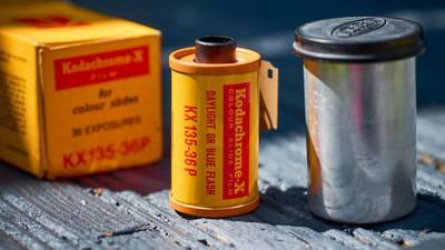 Kodachrome: cómo y quién  usó el último rollo de Kodak