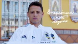 Es oficial: 'Chicharito' llega al Galaxy de Los Ángeles