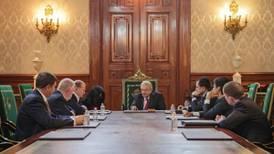 López Obrador se reúne con directivos de HSBC