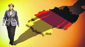 Merkel: la sombra de una gigante