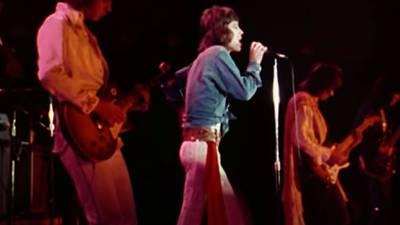 The Rolling Stones retira canción de su setlist por 'referencias esclavistas'