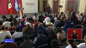 Ofreceremos disculpas al pueblo chino, a yaquis y mayas por represión, dice AMLO