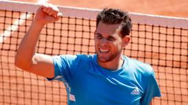 Thiem elimina a Djokovic y se cita con Nadal en la final de Roland Garros