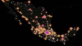 México es un 'universo de tacos'... y este mapa lo demuestra