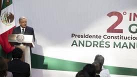 Se han sentado las bases de la independencia tecnológica, dice AMLO en segundo informe