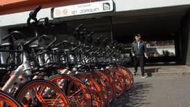 Robo de bicicletas, un bache para Mobike en México