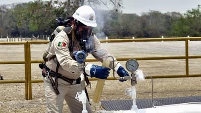 Producción de crudo en México sube 3.3% en mayo