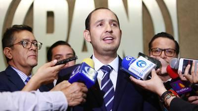 Logramos ponerle un alto a Morena y a la destrucción del país: Marko Cortés, dirigente del PAN