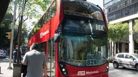 ¿Un Metrobús de hidrógeno en CDMX? El proyecto ya está en primeras pláticas
