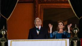 Este es el vestido que Beatriz Gutiérrez Müller lució en la ceremonia del Grito de Independencia
