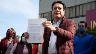 Fracasa Ramírez Cuéllar y no logra encuentro Delgado-Muñoz Ledo