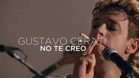 Gustavo Cerati: estrenan inédito video en el día en que sería su cumpleaños 62
